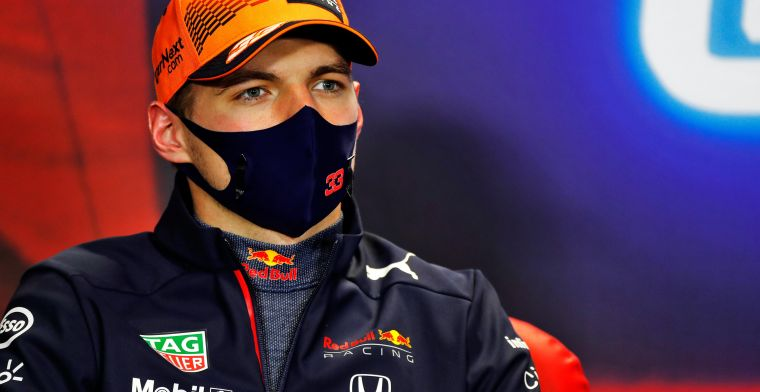 Verstappen follows Mercedes underdog talk: 'Driving in front is never easy'