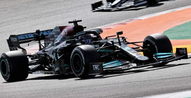 'Mercedes heeft nog altijd de sterkste motor, maar alleen bij gebruik van MGU-K'