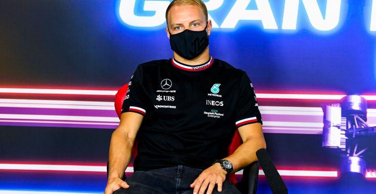REPORT: Valtteri Bottas fastest in FP1 at the Spanish Grand Prix
