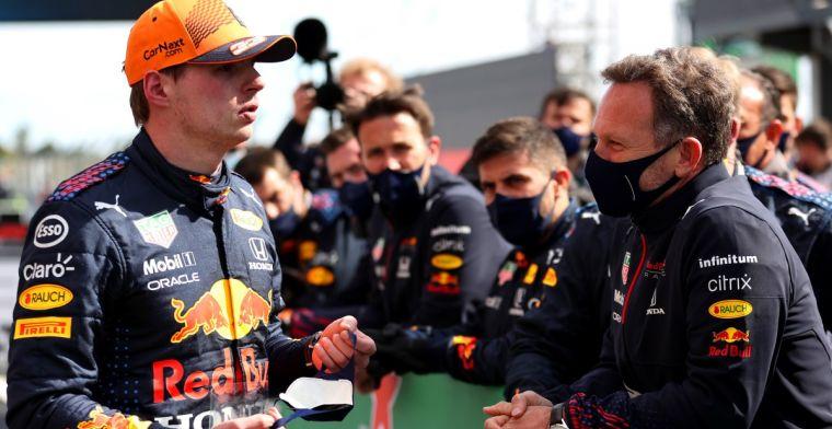 Horner benadrukt inhaalslag Red Bull Racing: Dat is geweldige progressie
