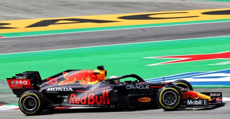 Max Verstappen leads the way in FP3 ahead of Hamilton and Leclerc