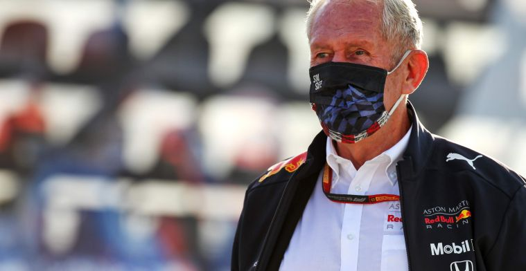 Marko sees improvement for Red Bull on Saturday: 'Most problems solved'