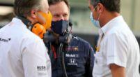 Afbeelding: McLaren baalt van standpunt Red Bull: 'Dat doet heel vaak wenkbrauwen fronsen'