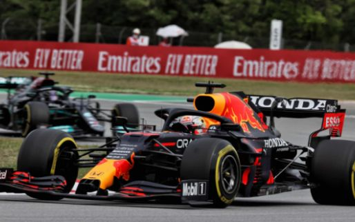 Verstappen misses Perez up front: 'Am also just alone in that fight''