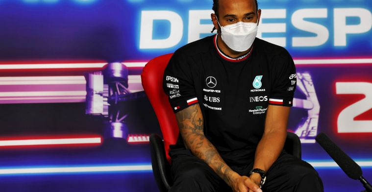 Hamilton full of praise: 'Just a remarkable job by everyone in this team'