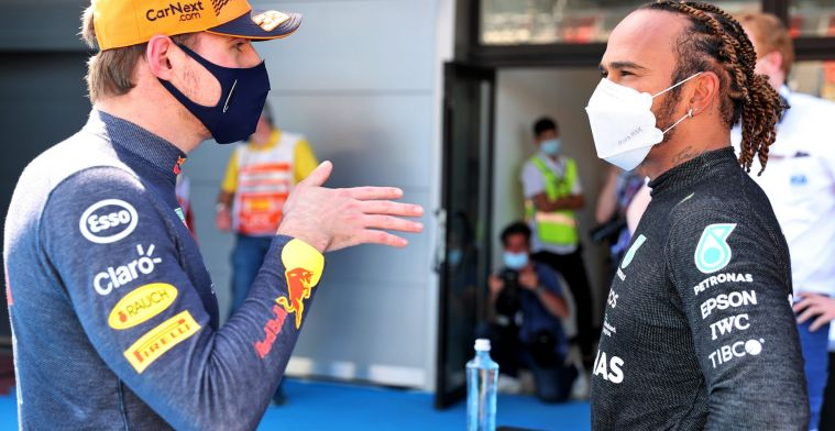 Verstappen en Hamilton vergroten marge, Ricciardo vecht zich terug