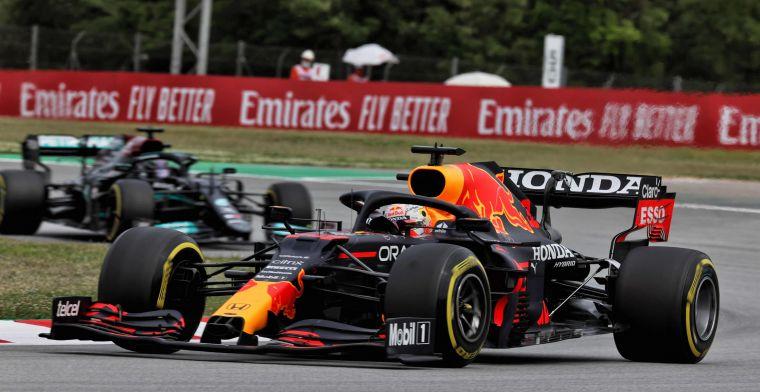 Verstappen voelt zich alleen bij Red Bull: 'Zij doen makkelijk een tweede stop'