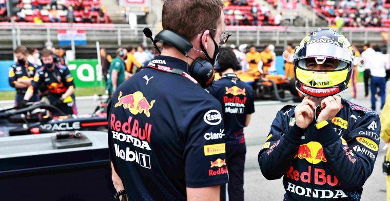 Perez denkt na elke Grand Prix: Ik wou dat het weekend nu pas begon