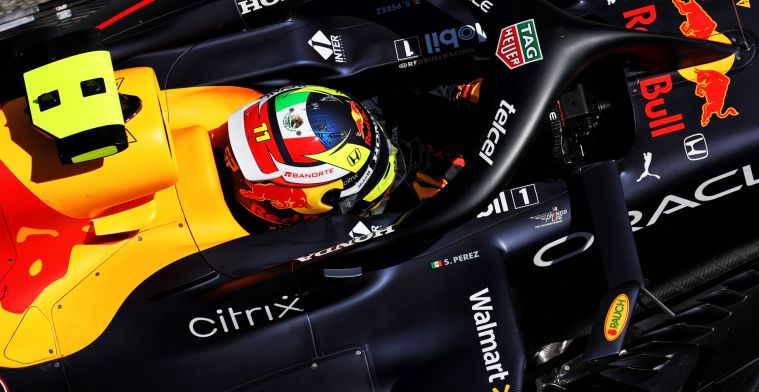 Pérez on disappointing start at Red Bull: 'I let my crew down'