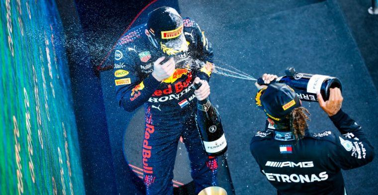 Mercedes zet Verstappen en Red Bull te kijk: 'Dit is hoe we dat doen'