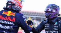 Image: Overtaking Verstappen: 'Hamilton doesn't necessarily take that risk'.