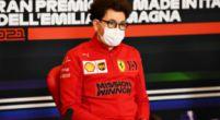 Image: Ferrari team boss Binotto unhappy with Sky commentator