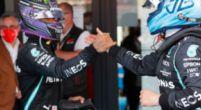 Afbeelding: Hamilton kwam niet makkelijk langs Bottas: 'Dacht dat we aan het racen waren'