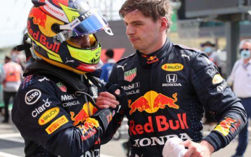 Zoveel punten heeft Verstappen al verloren door het ontbreken van Perez