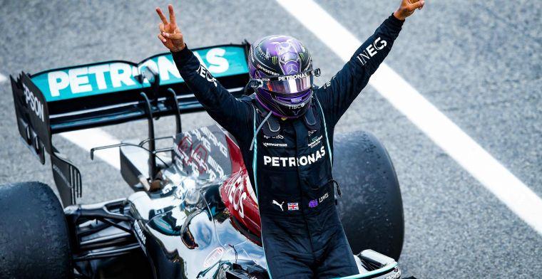 Mercedes zet Red Bull al voor de race 'schaakmat': 'Was te laat om te reageren'