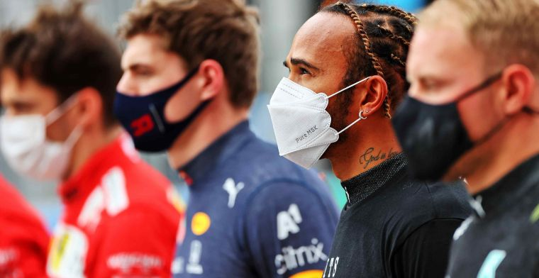 Hamilton sends clear message to rivals: 'That's ominous'