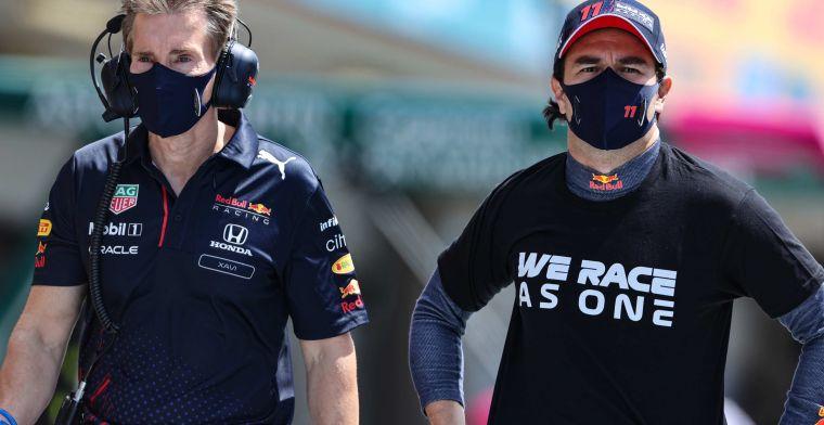 Perez komt nog tekort: 'Ik kan de frustratie van Verstappen wel begrijpen'