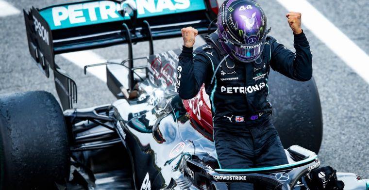 Hakkinen: 'Dat gebruikte Mercedes om een voorsprong op Red Bull te krijgen'