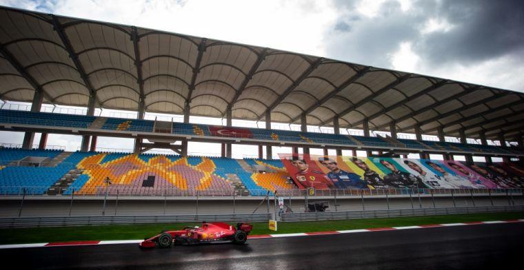 Turkish media confirm: Turkish Grand Prix cancelled