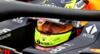 Afbeelding: Perez baalt van zichzelf: ''Het kost me te lang om op snelheid te komen''