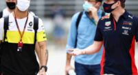 Image: Ricciardo switches to Verstappen for boxing match after Hamilton rejection