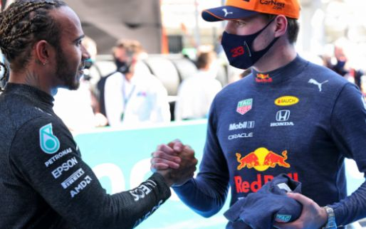 Verstappen better than Hamilton at the moment: 'For me he is the best driver'
