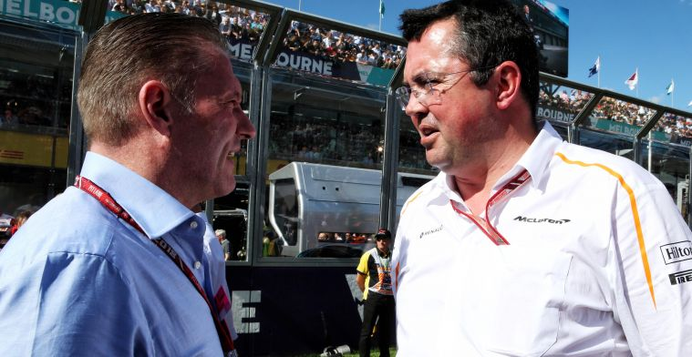 In conversation with Eric Boullier: Good to see that there is thorough thinking