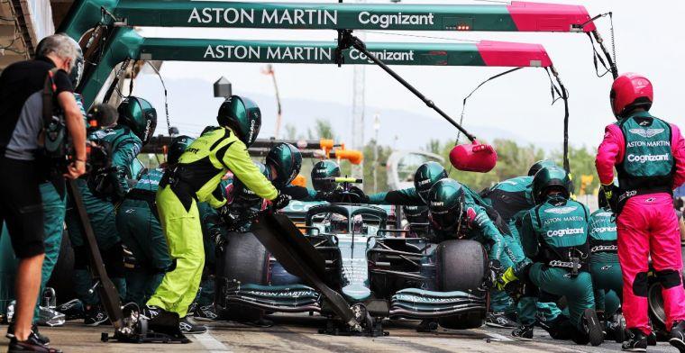 Aston Martin niet snel genoeg? 'Ik mis daarvoor snelheid'