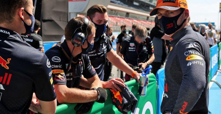 'Gezien de snelheid van Red Bull zat er niet meer in voor Verstappen'
