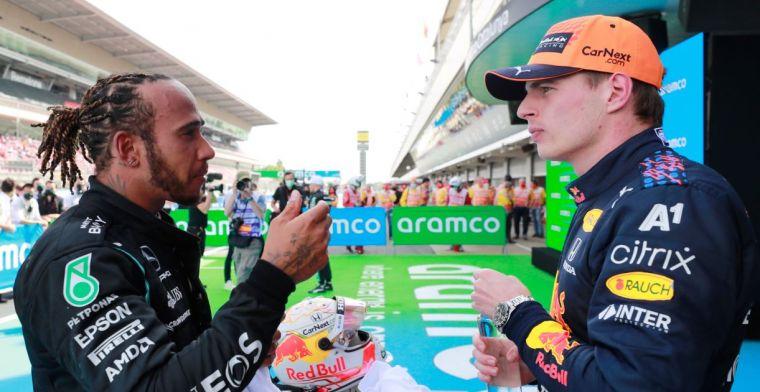 'Ook zonder extra pitstop had Hamilton Verstappen ingehaald, maar…'