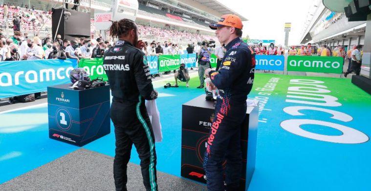 """Albers: """"Het totale pakket functioneert beter bij Hamilton dan bij Verstappen"""""""