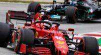 Afbeelding: Kopieert Leclerc de actie van Verstappen en Alonso? ''Dit was niet gepland''