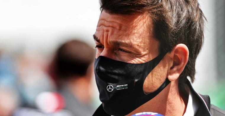 Mercedes heeft keuze zat voor 2022: 'We kijken ook naar andere jongens'