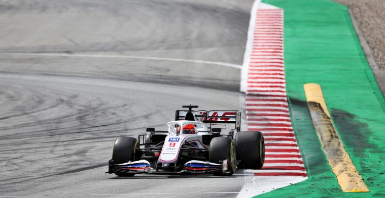 Steiner admits it's difficult to find the right balance on the 2021 Haas car