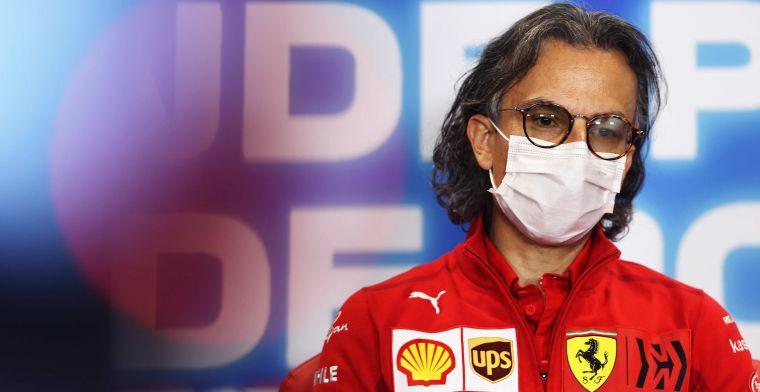 Ferrari niet meer bezig met 2021: 'Dat is voor ons een logische beslissing'