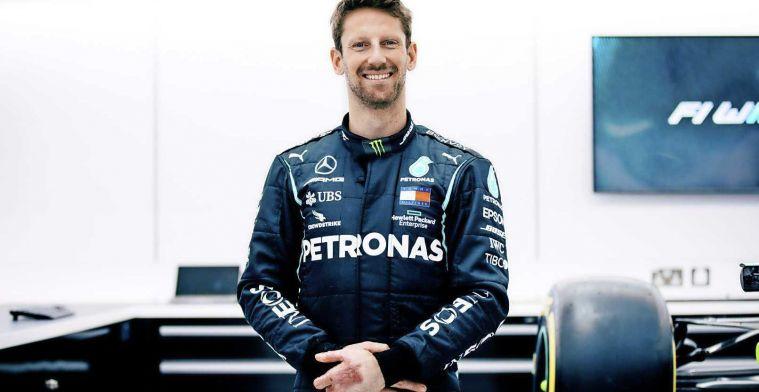 Grosjean's Mercedes demo in France cancelled but test will still go ahead
