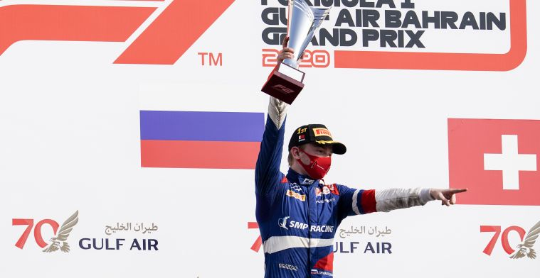 Who is Robert Shwartzman? The 2019 F3 Champion now gunning for the F2 title