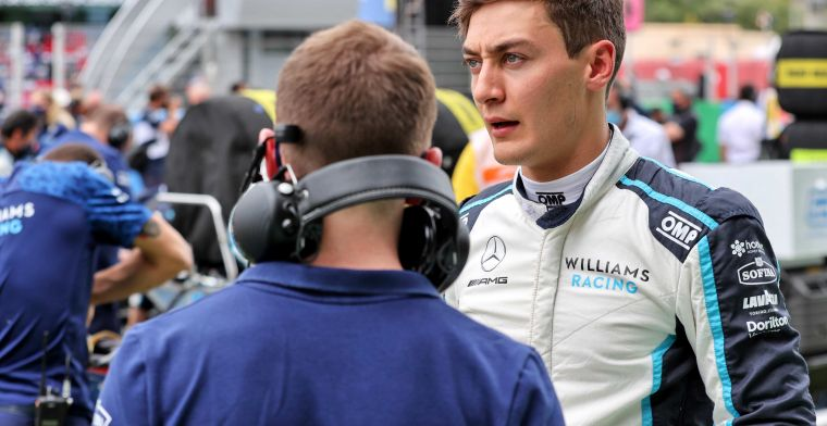 Russell, Perez and Bottas interested in Williams: 'Interesting option'
