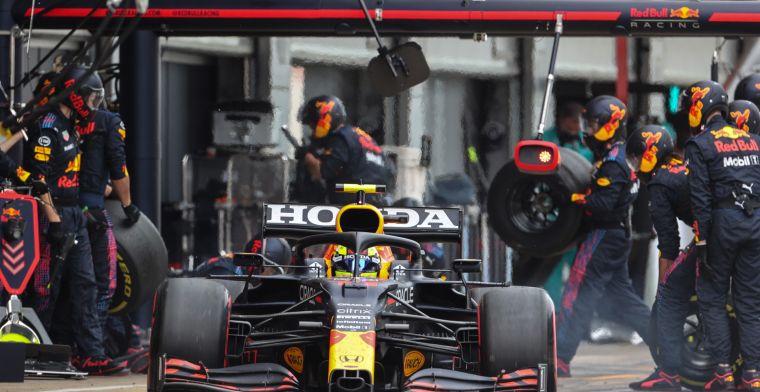 Kritiek op Pérez bij Red Bull: Het verschil is te groot