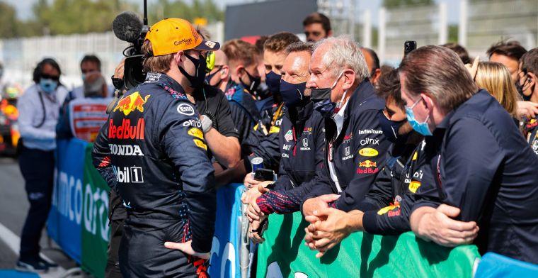Red Bull voor salariscap F1-coureurs: 'Bestaande contracten wel respecteren'