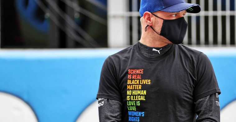 Bottas not yet optimistic about salary cap: 'Depends on the numbers'
