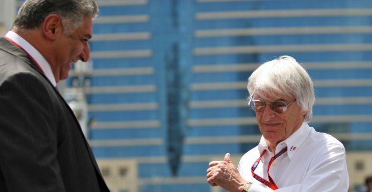 A sprint race during the Azerbaijan GP as well? In Baku they hope so