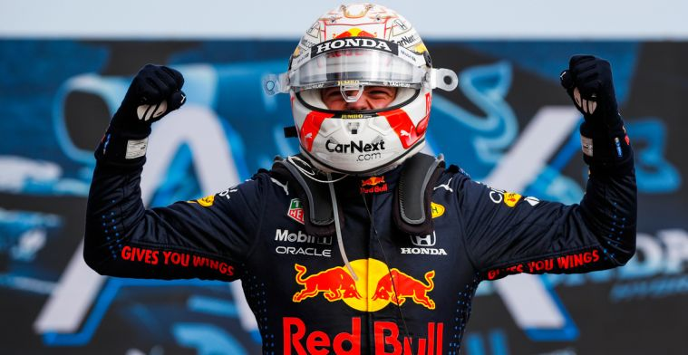 All victories of Max Verstappen in F1 until now!