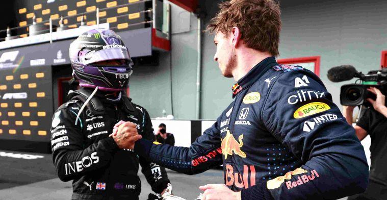 Grosjean: 'Ook al worstelt teamgenoot, dat zal je Verstappen nooit zien doen'