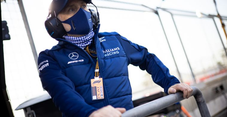 Williams has focus on 2022 and remains secretive about tokens spent