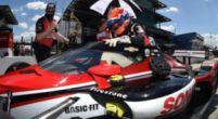 Afbeelding: Van Kalmthout laat opnieuw snelheid zien op Indy