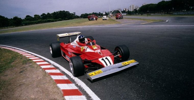 Reutemann discharged from intensive care, reportedly in stable condition