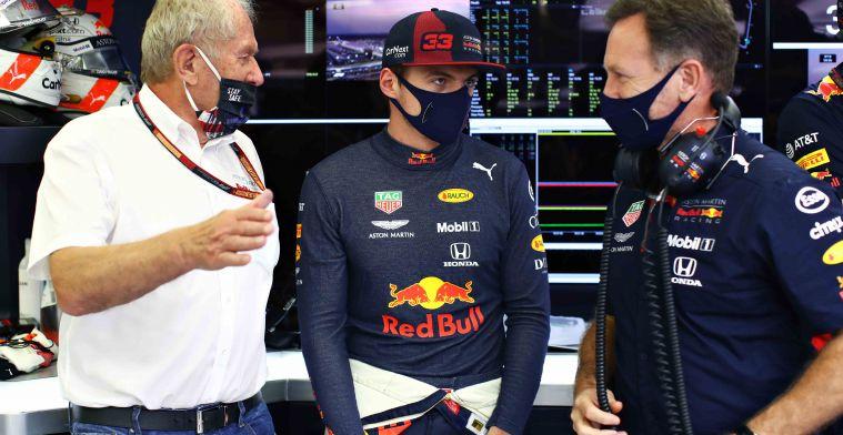 Marko on Verstappen escape clause: 'McLaren boss is a specialist in that'