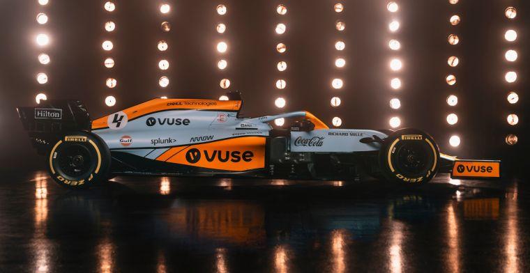 Internet unaniem overrompeld door McLaren-livery: Hier zijn de beste reacties!