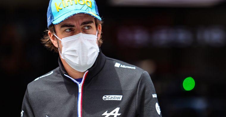 Alonso geeft tekst en uitleg: 'Dit is waarom ik opnieuw voor Formule 1 koos'